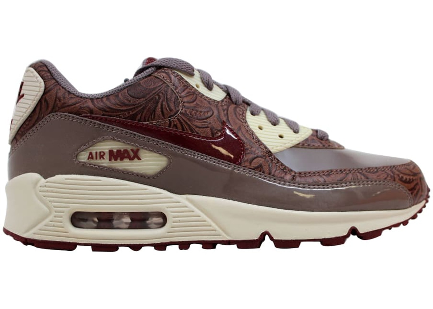 905a307ed1 Sell. or Ask. Size --. View All Bids. Nike Air Max 90 Premium Orewood Brown/Red  Earth-Brown ...