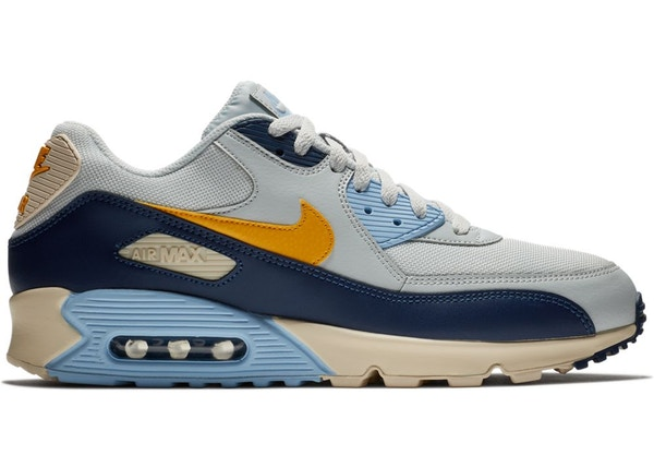 best sneakers 47260 f36f5 Air Max 90 Pure Platinum Blue Void