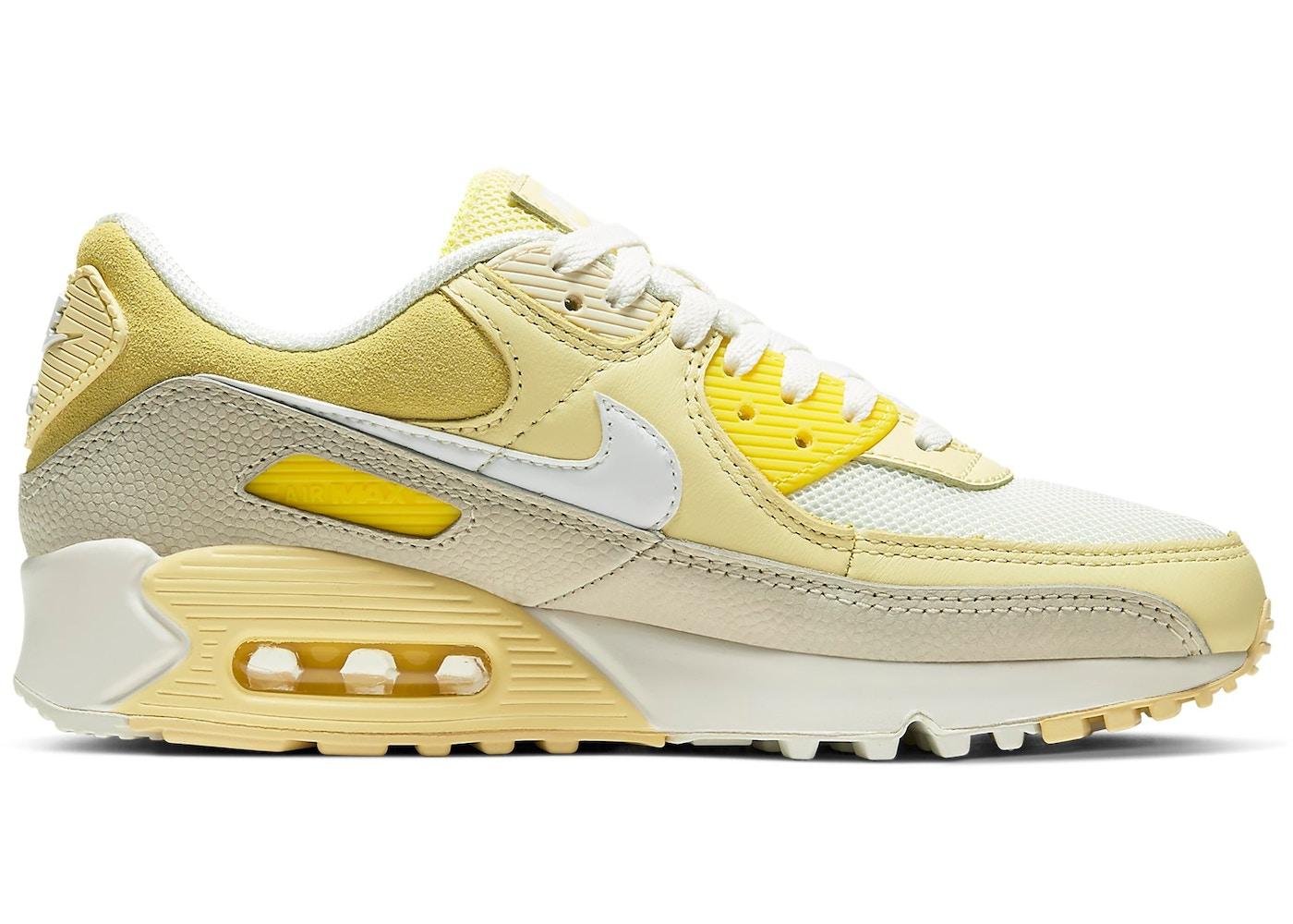 air max 90 jaune