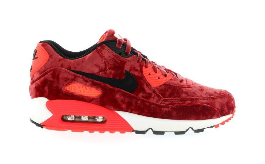 Nike Air Max 90 Red Velvet - 725235-600