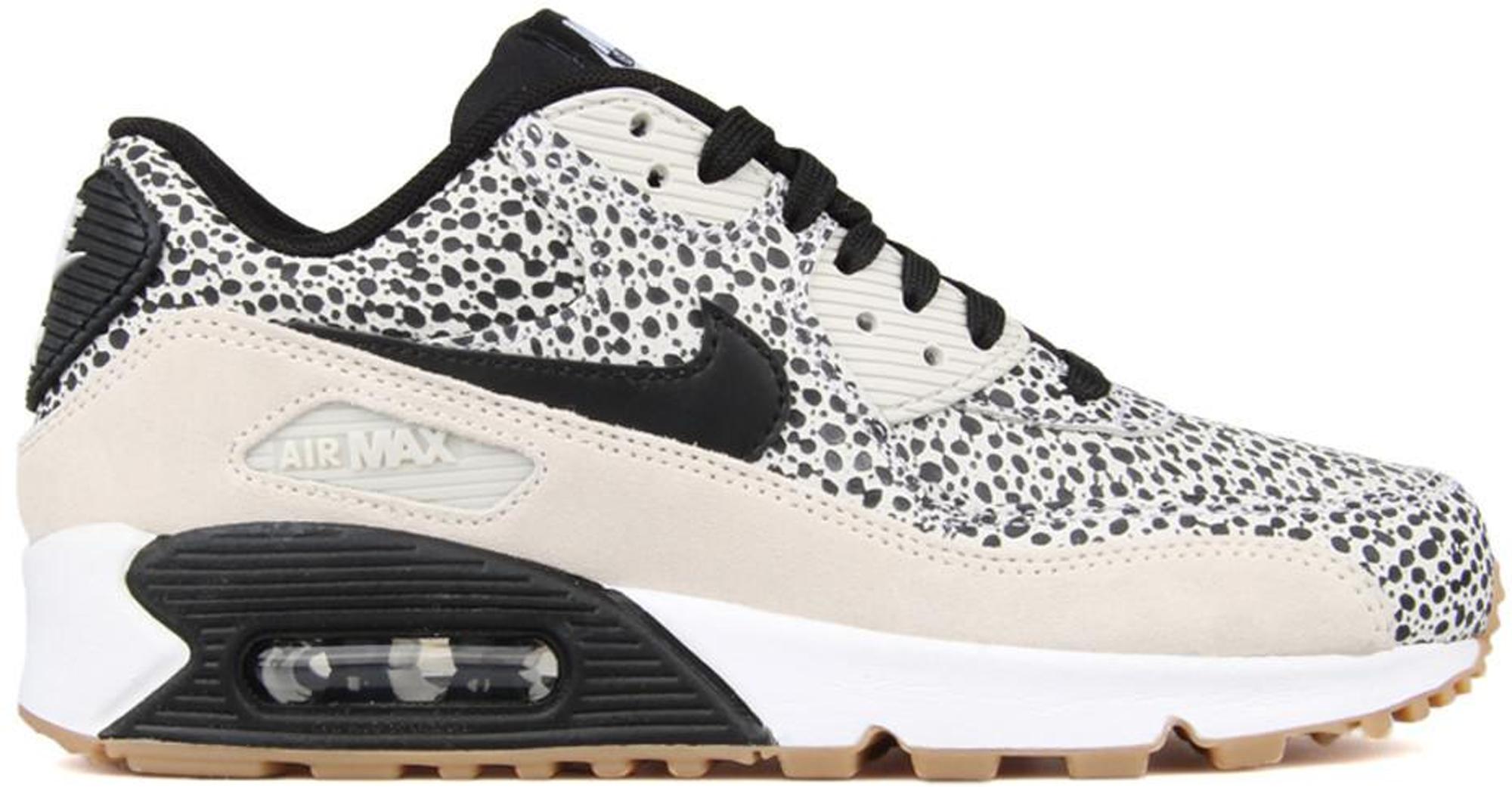 Nike Air Max 90 Safari Black Gum Brown | SneakerFiles