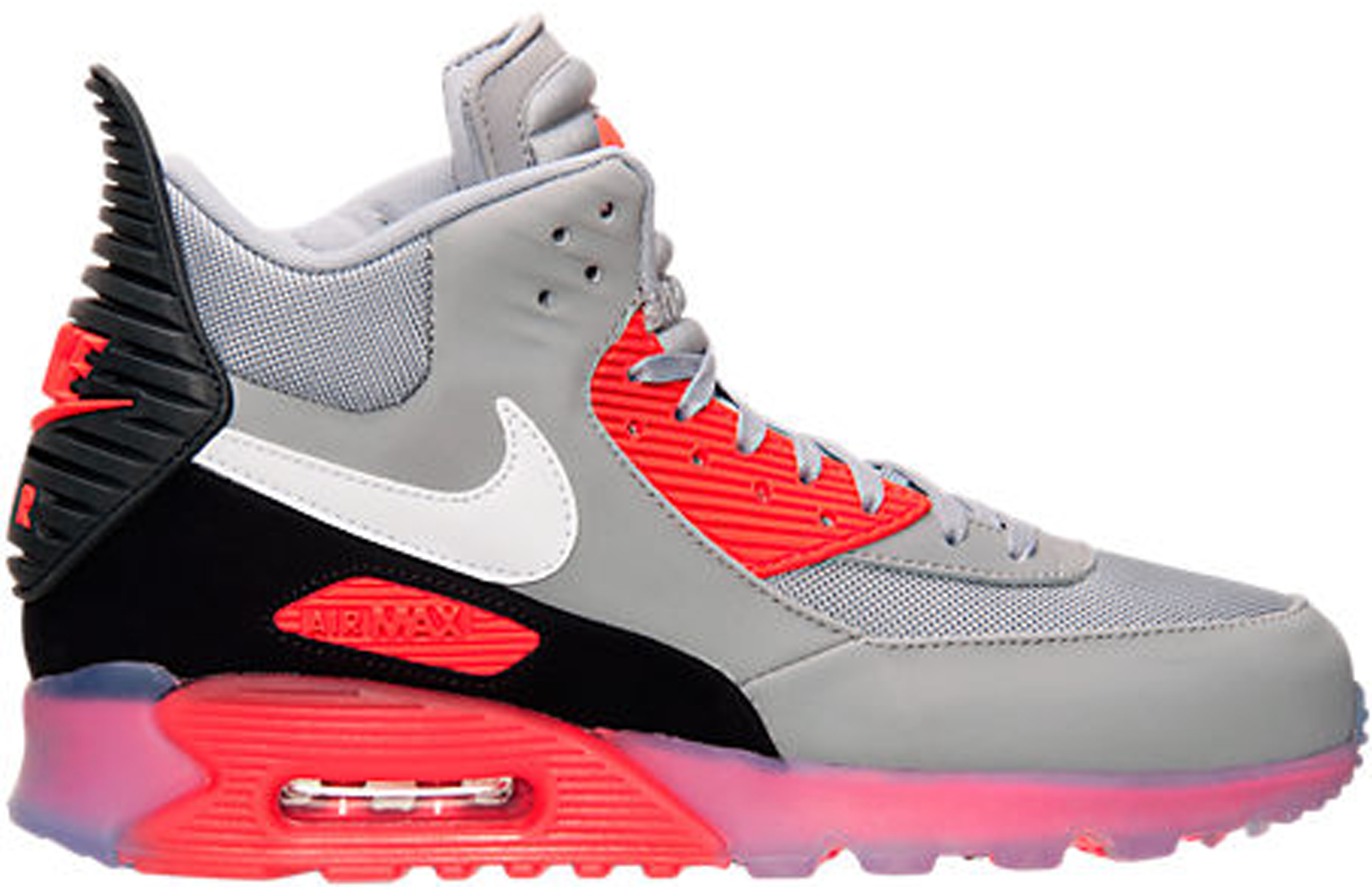 sneakers for cheap c4fd2 6bdb9 ... where can i buy air max 90 sneakerboot ice wolf grey infrared 41837  76ad3 ...