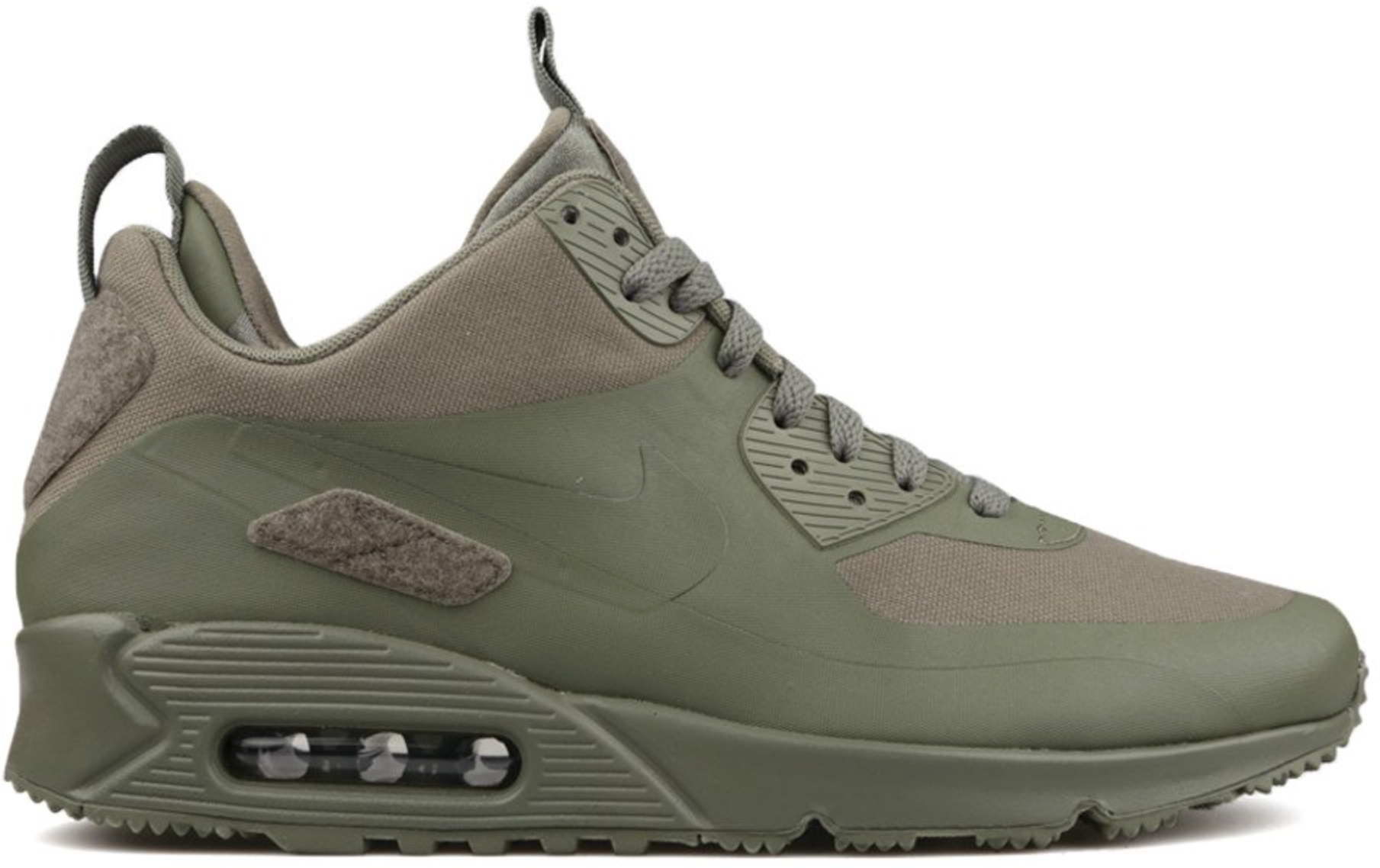 Nike Air Max 90 Essential Dark GreyVolt Black Mens Running Shoe AJ1285 015 sz 8