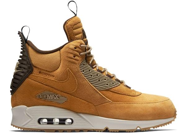 Air Max 90 Sneakerboot Winter Wheat 684714 700