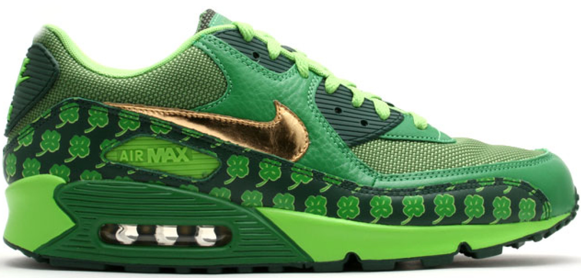 Nike Air Max 90 St. Patty's Day (2007