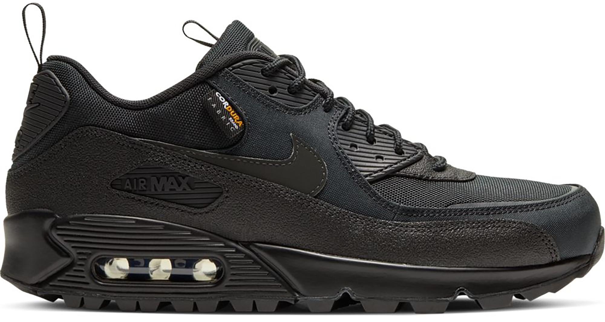 Nike Air Max 90 Surplus Black - CQ7743-001