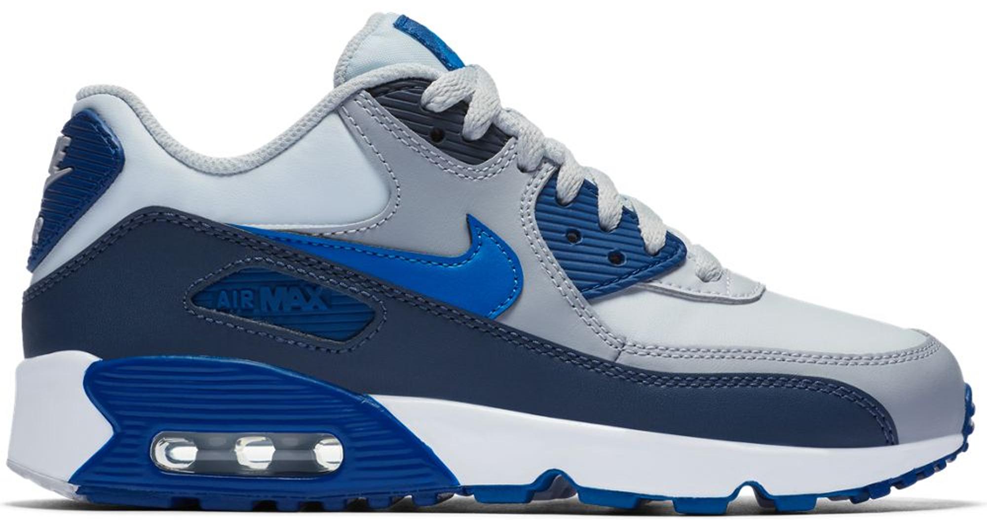 Nike Air Max 90 Thunder Blue (GS