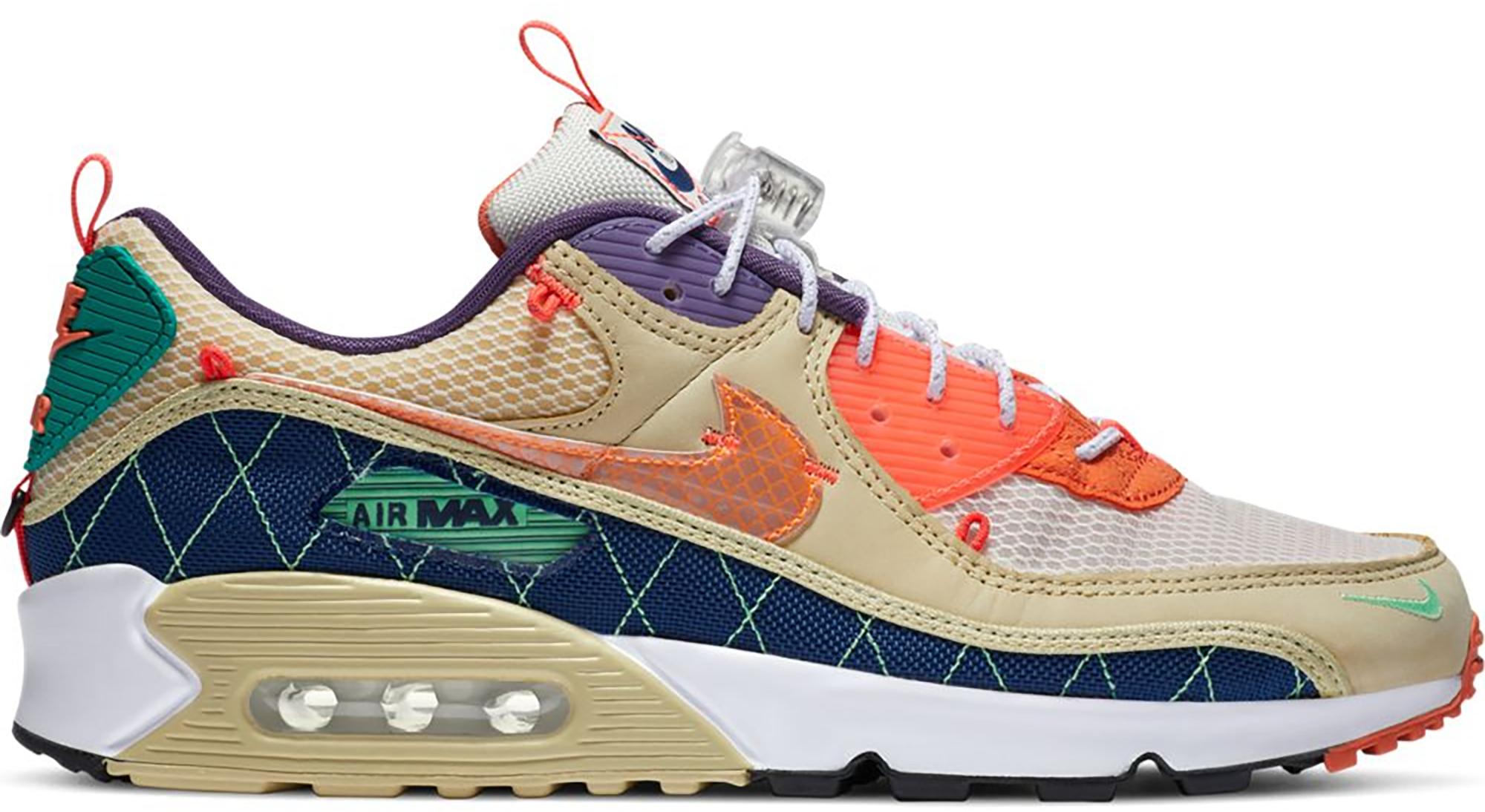 Nike Air Max 90 Trail Team Gold