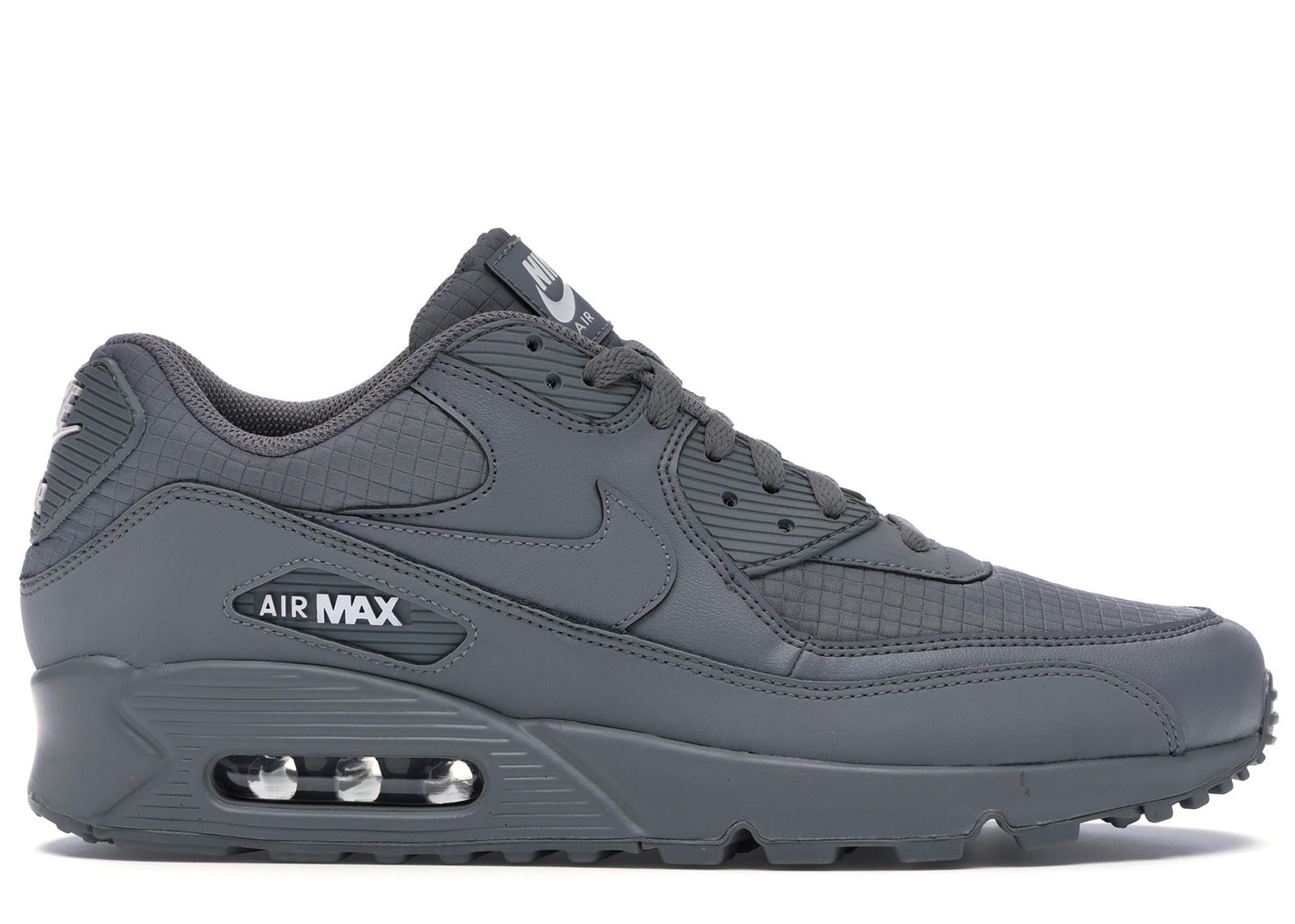 Air Max 90 Triple Grey AJ1285 017