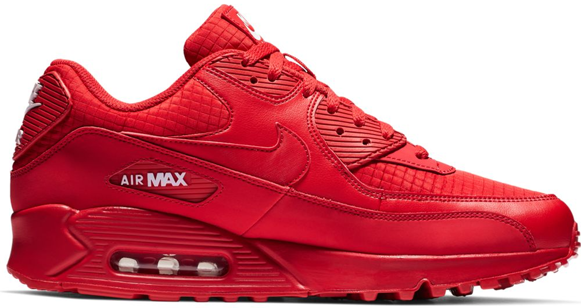 Air Max 90 Triple Red