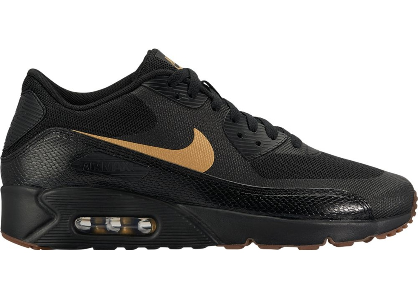 the best attitude d4693 200ec Air Max 90 Ultra 2.0 Black Gold