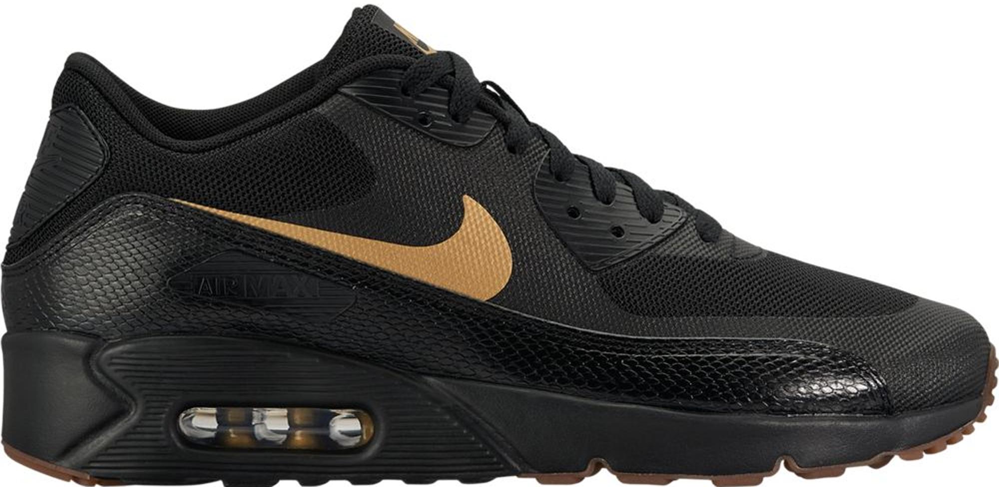 8e50a73a0c9 black and gold air max 90 Shop Nike Air Max 90 shoes ...