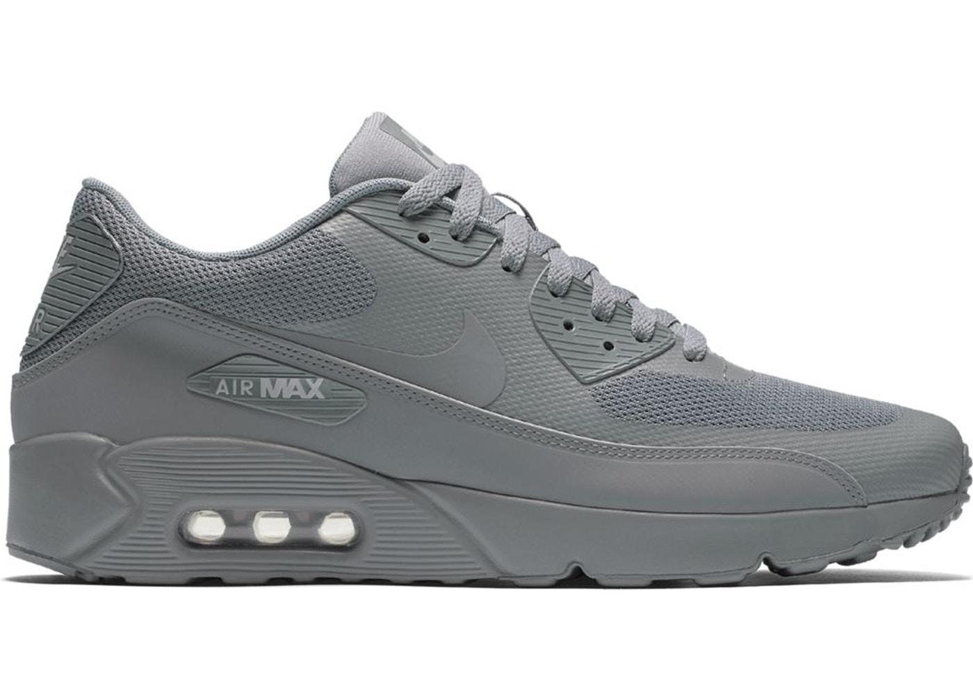 grey air max 90