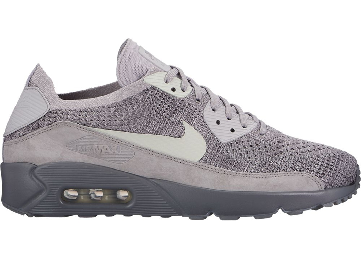 super popular 79642 5e9b9 Air Max 90 Ultra 2.0 Flyknit Atmosphere Grey