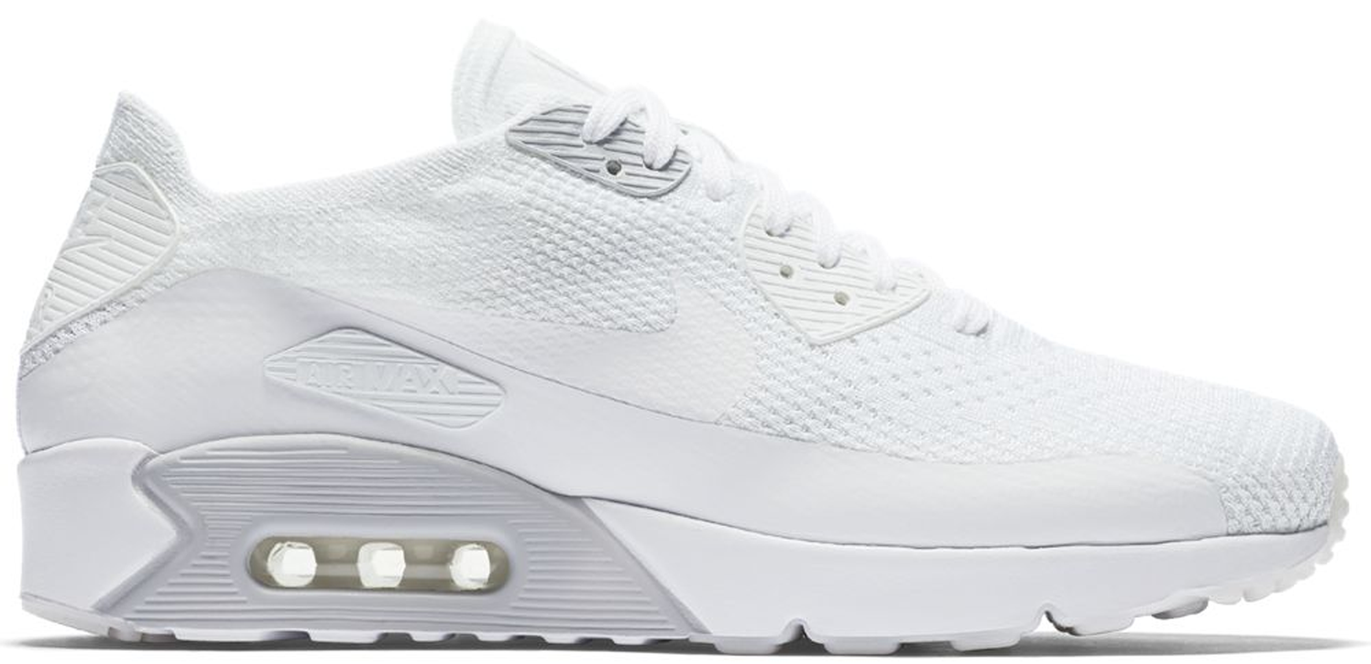 Air Max 90 Ultra 2.0 Flyknit White