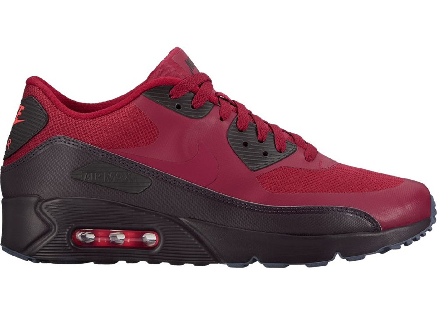 c62aed6559 ... 881105-603 - sneakAvenue; Nike Air Max 90 Hyperfuse Prem Port Wine; Air  Max 90 Ultra 2.0 Noble Red Port Wine ...