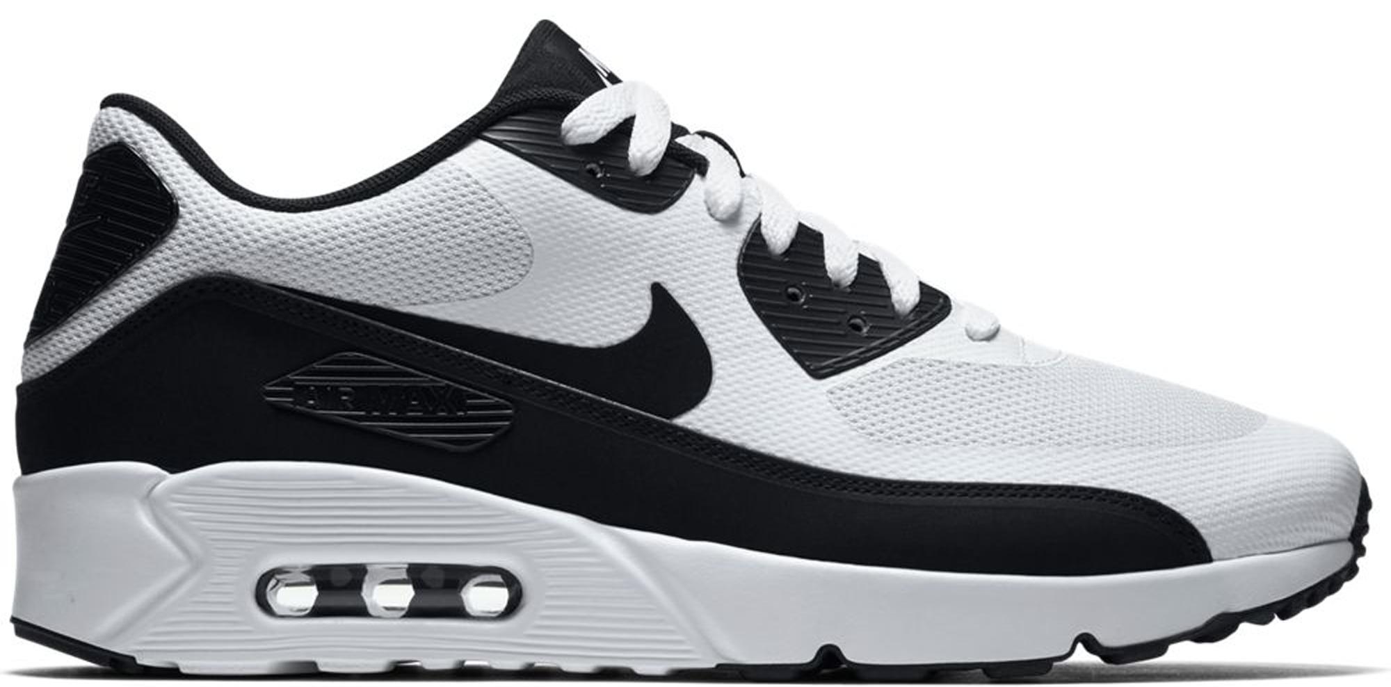 Nike Air Max 90 Ultra 2.0 White Black