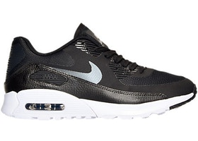 Air Max 90 Ultra 2.0 Black Metallic Hematite (W)