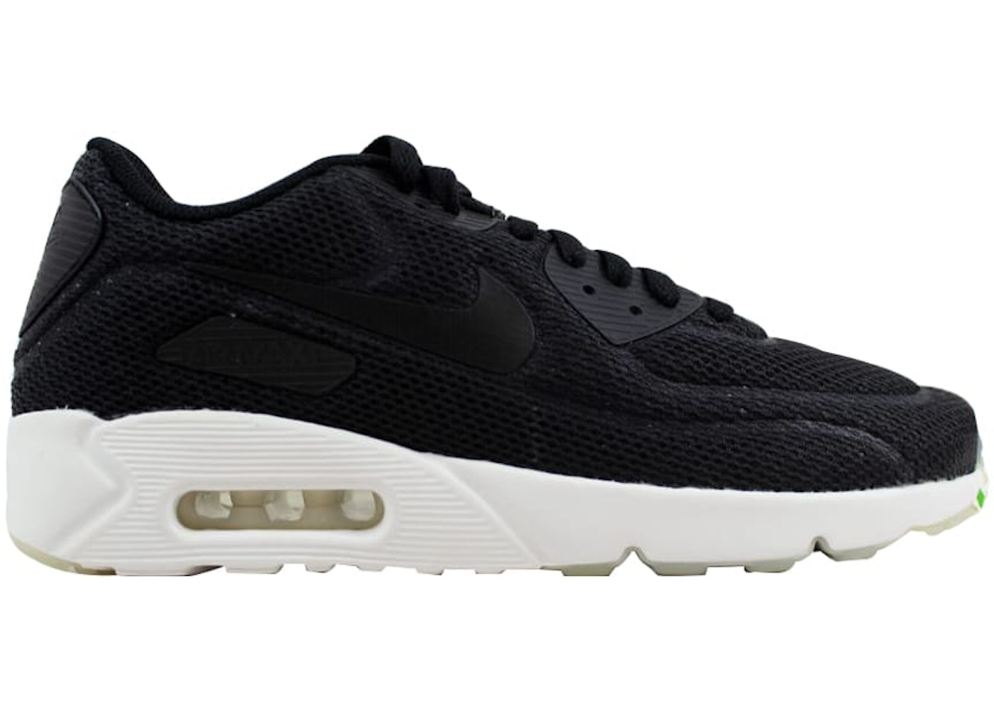 buy online 46c90 44298 Nike Air Max 90 Ultra 2.0 Br Black Black-Summit White