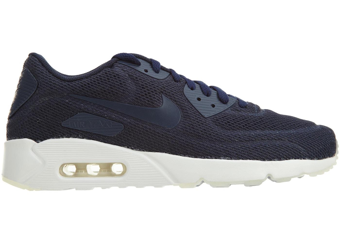 pas mal 05963 0e48f Nike Air Max 90 Ultra 2.0 Br Midnight Navy/Midnight Navy