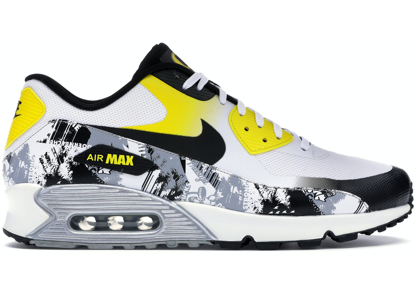 9fc781a0a7 Air Max 90 Ultra 2.0 Doernbecher Oregon Ducks - AH6830-100
