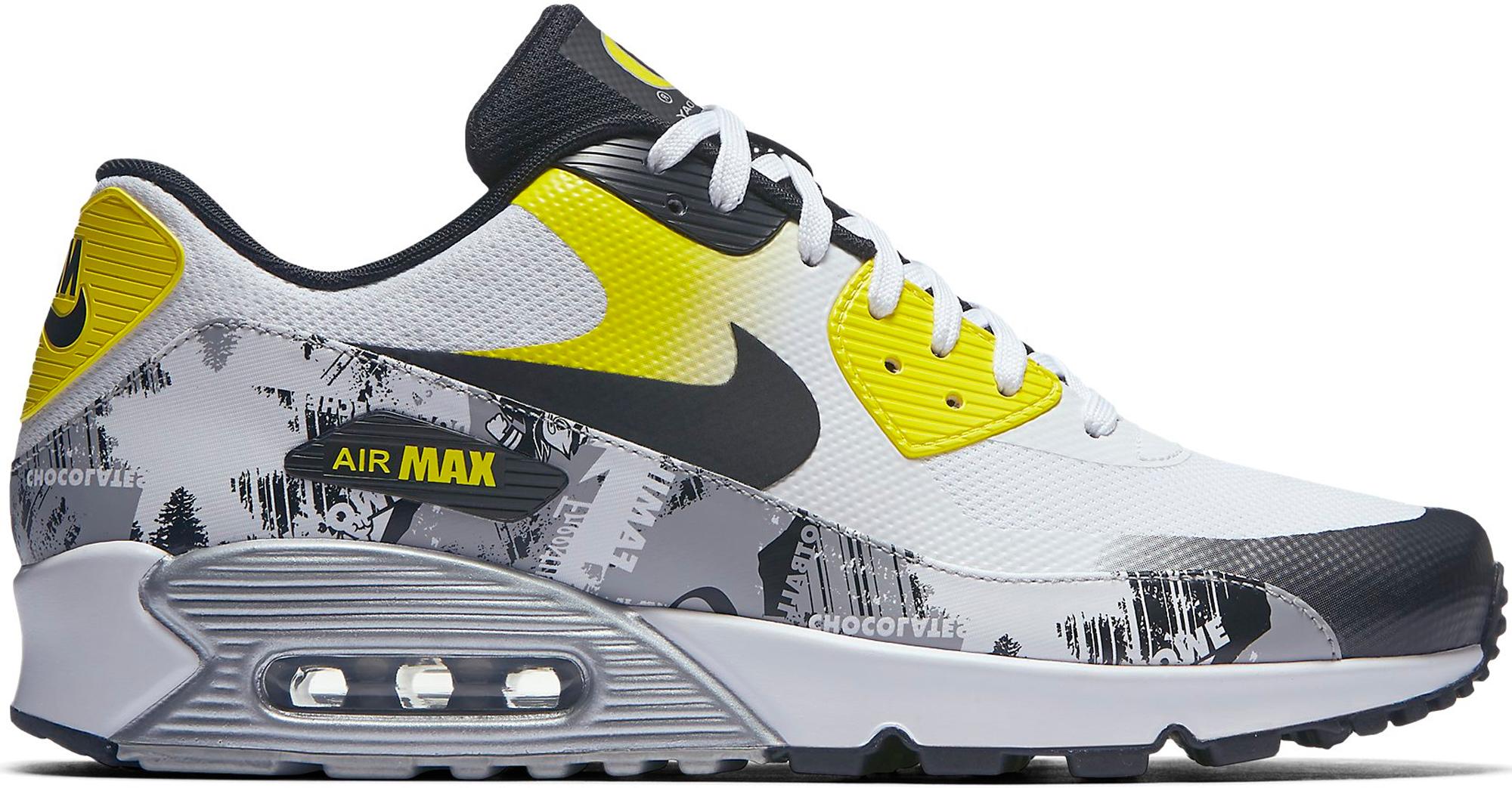 Canards Nike Air Oregon Max À Vendre