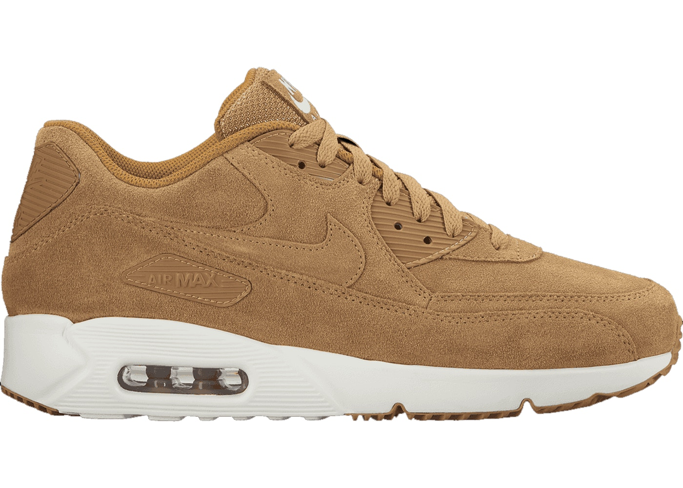 sale retailer 8300a 39ea9 Air Max 90 Ultra 2.0 Flax (2017) - 924447-200