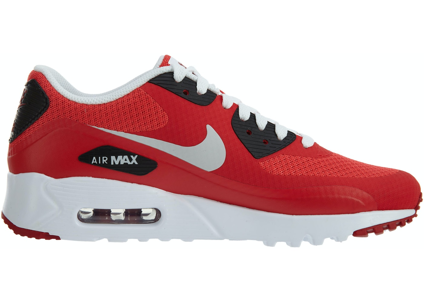 best cheap f7cc1 5c78a Nike Air Max 90 Ultra Essential Action Red/Pure Platinum-Gym ...