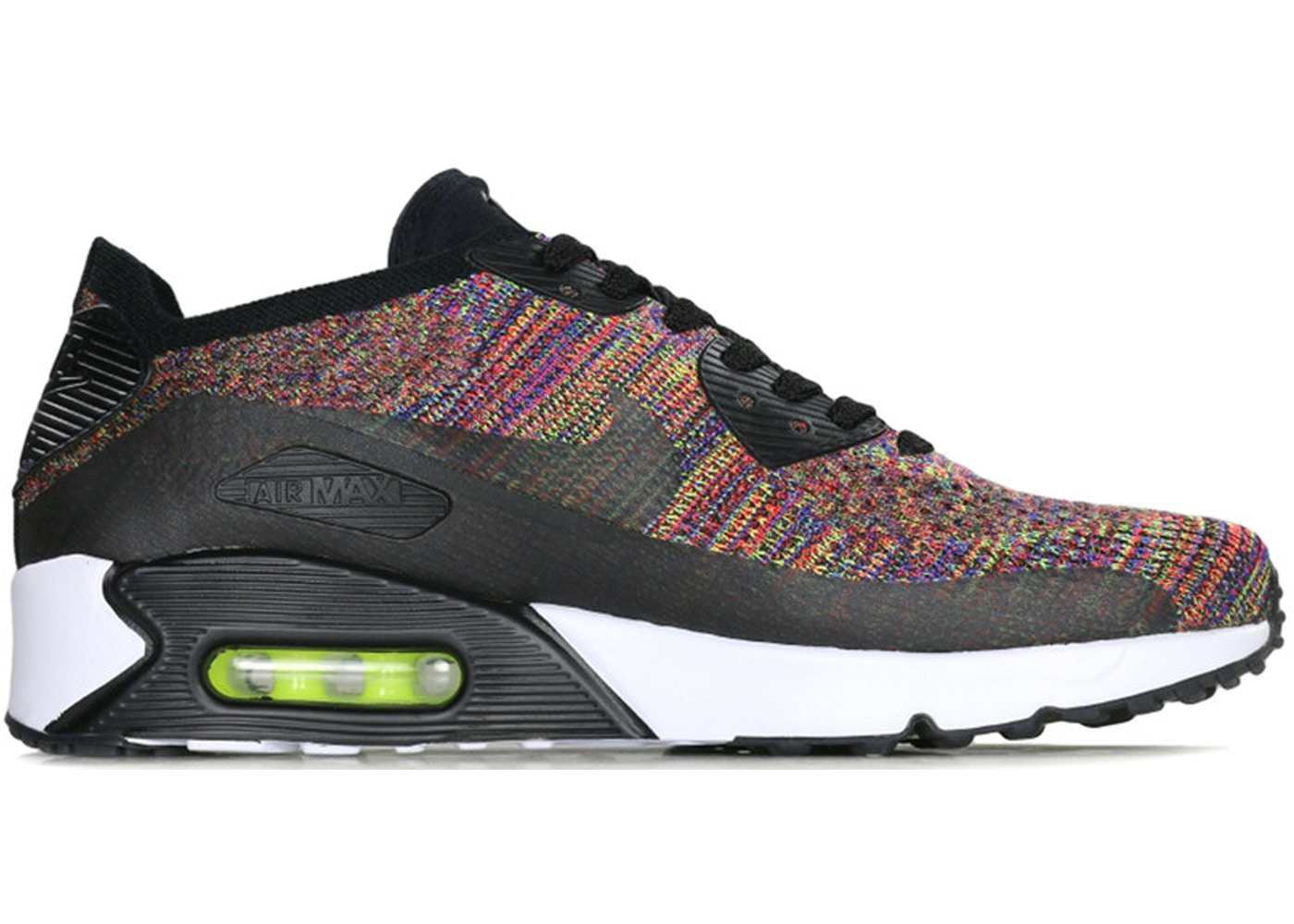 ecb4d52a089 Air Max 90 Ultra Flyknit 2.0 Multi-Color - 875943-002