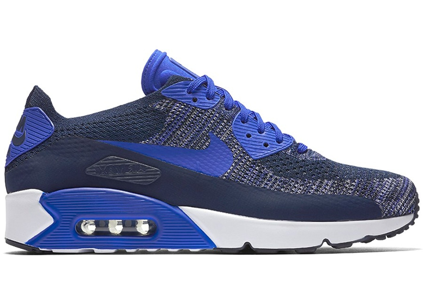 huge selection of 4be3f b46a1 Air Max 90 Ultra Flyknit 2.0 Navy
