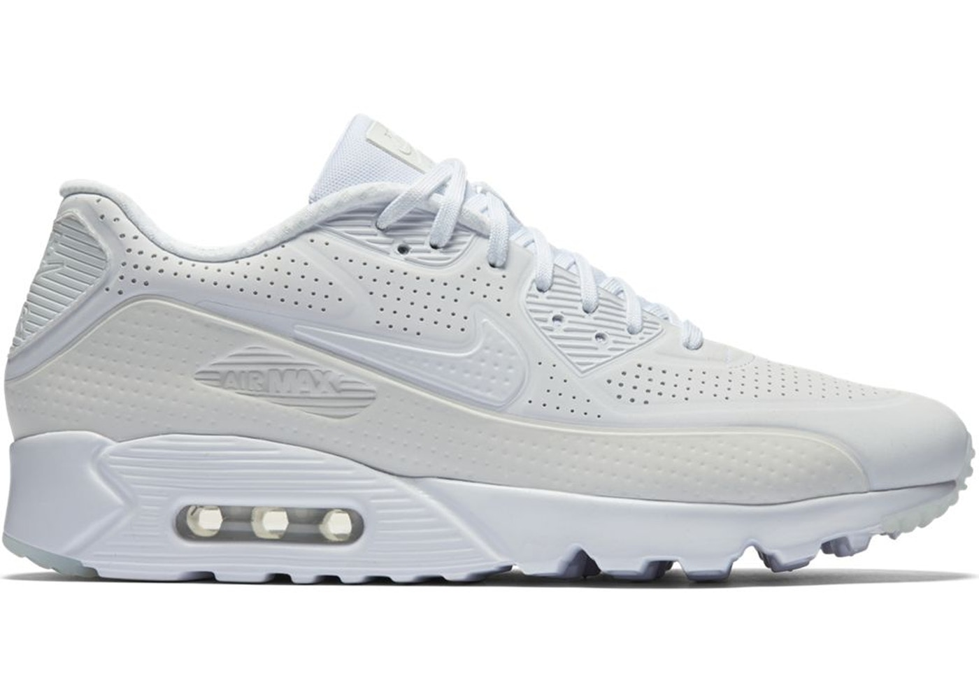 d3f62c30 Sell. or Ask. Size: 10. View All Bids. Air Max 90 Ultra Moire Triple White