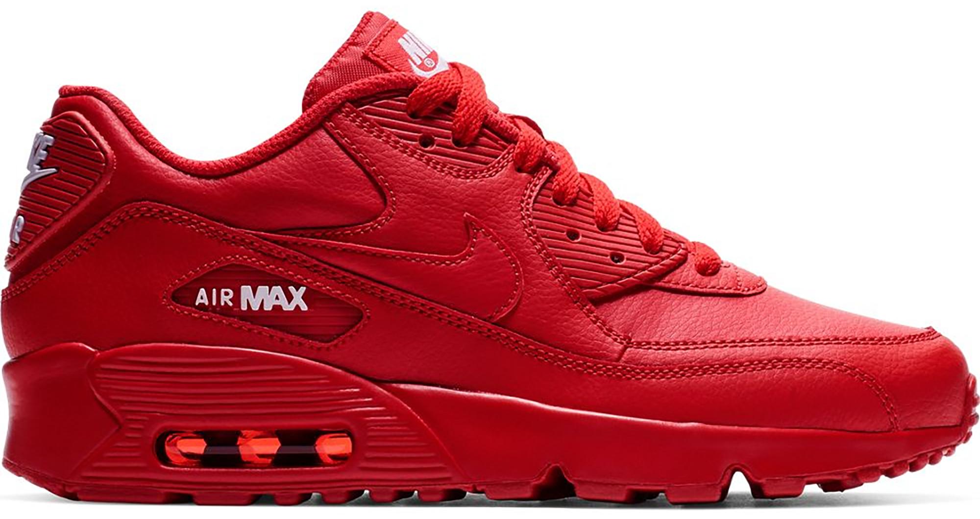 Nike Air Max 90 University Red (GS