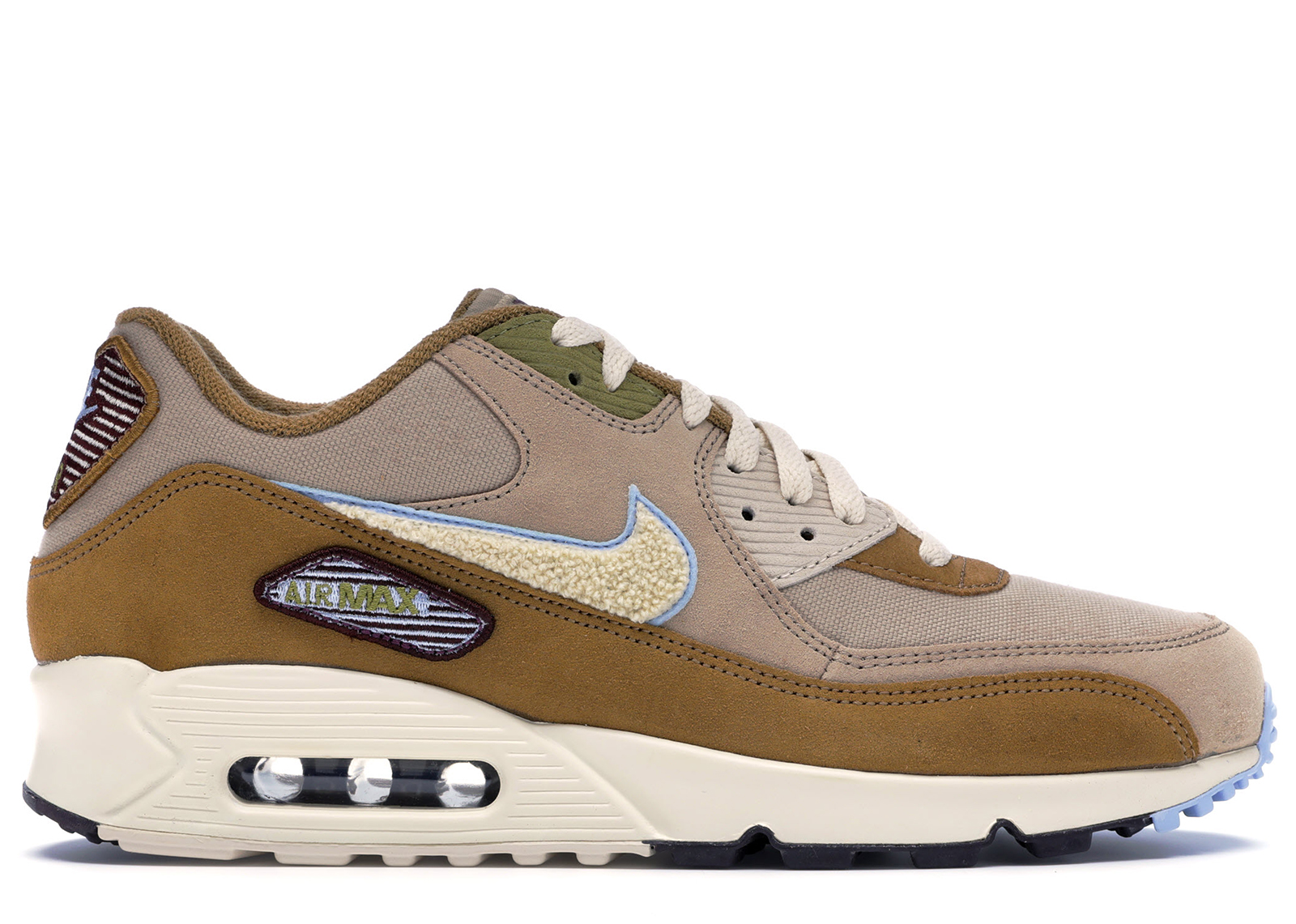 Air Max 90 Varsity Pack Muted Bronze