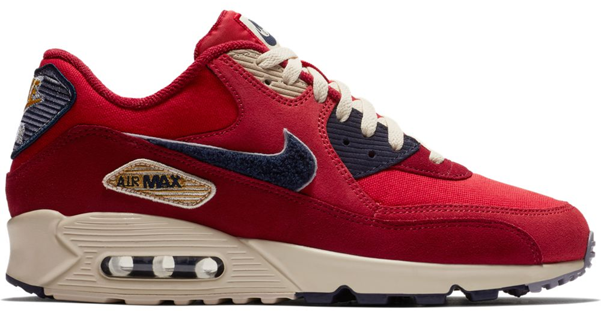 Air Max 90 Varsity Pack University Red
