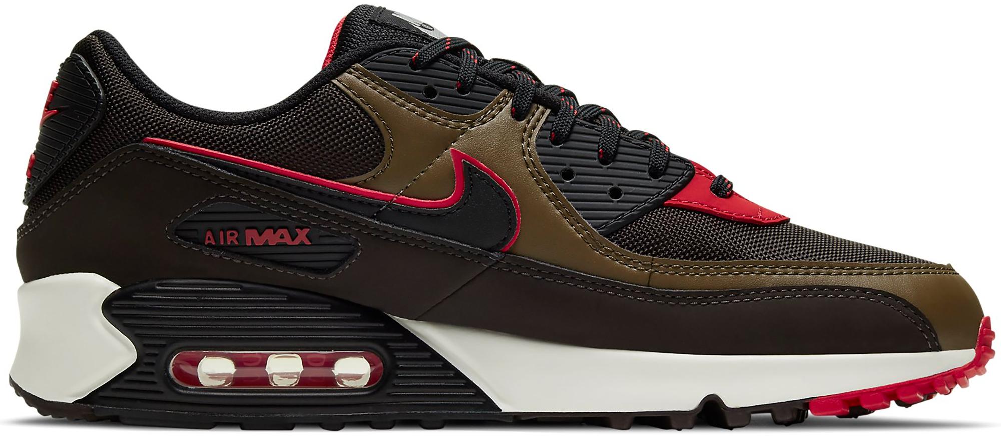 Nike Air Max 90 Velvet Brown University