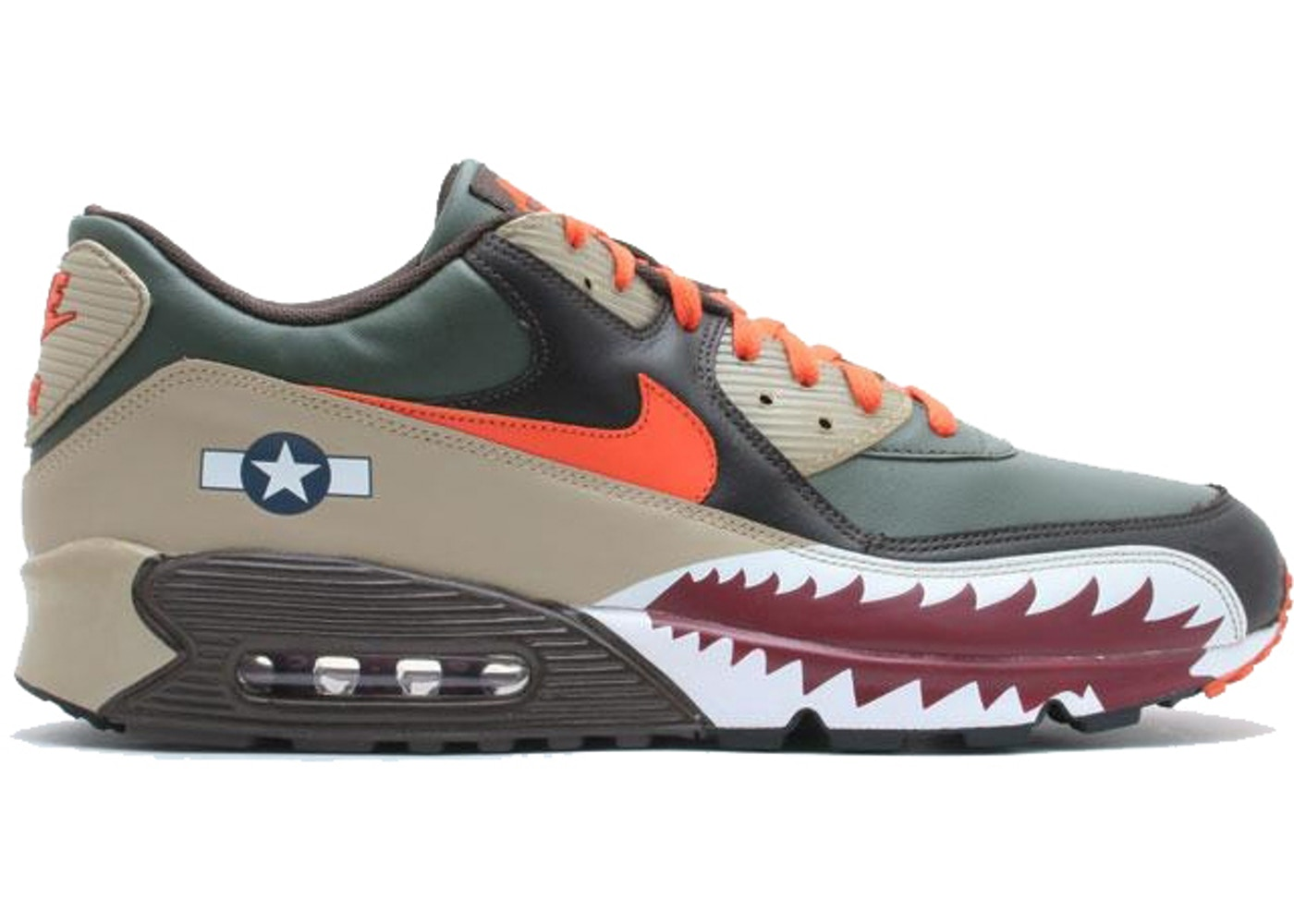 grossiste 24ff3 c3659 Air Max 90 Warhawk - 315728-381