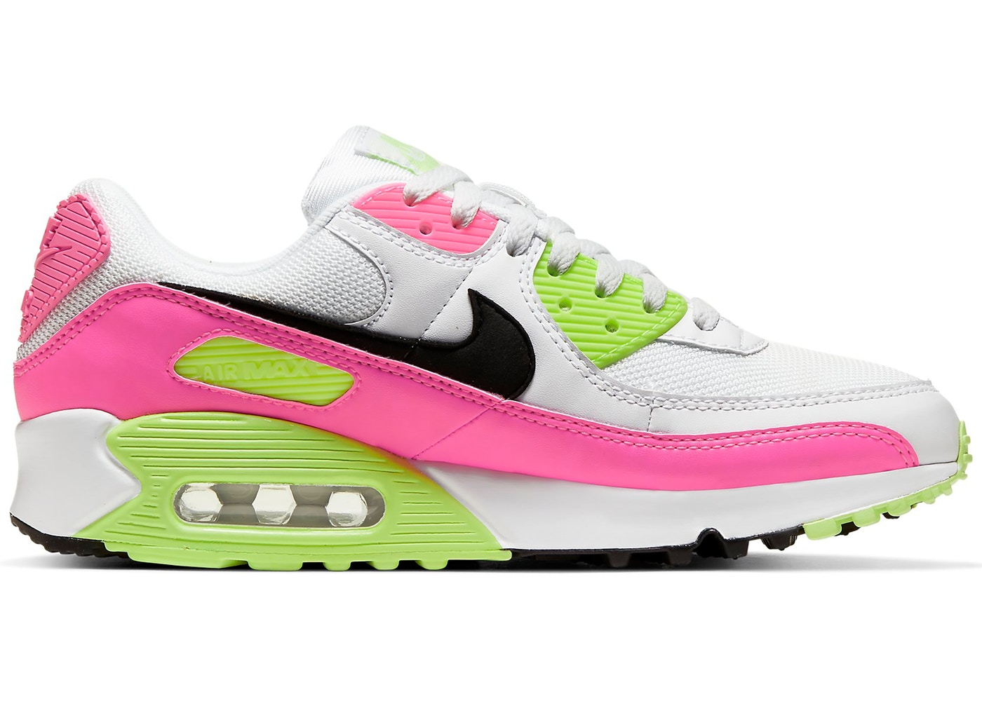 Perception repetition Punctuality  Nike Air Max 90 Watermelon (W) - CT1030-100