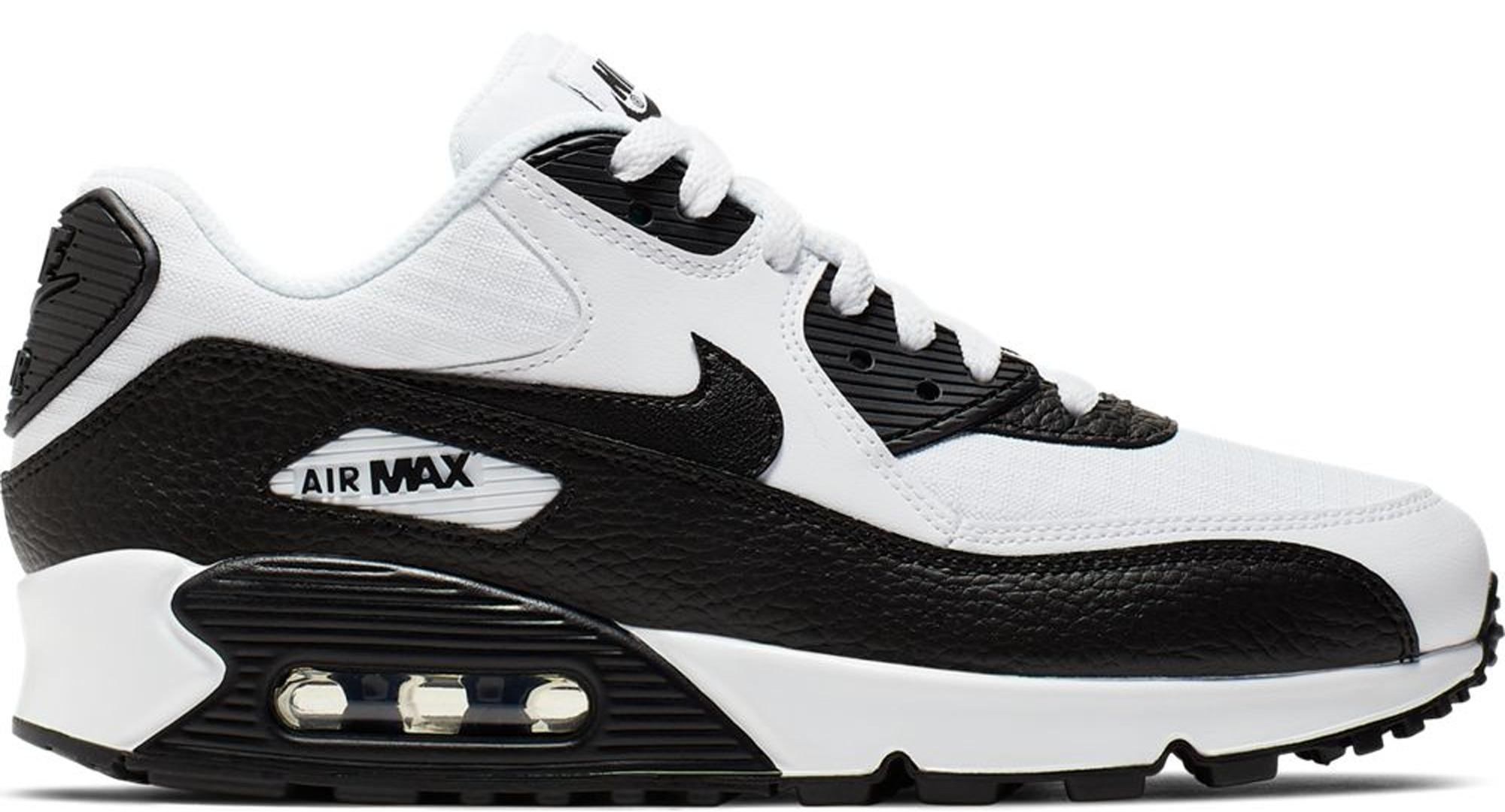 Nike Air Max 90 White Black (2019