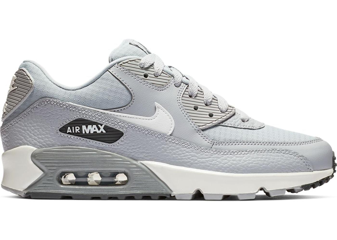 Nike Air Max 90 Wolf Grey Summit White W 325213 062