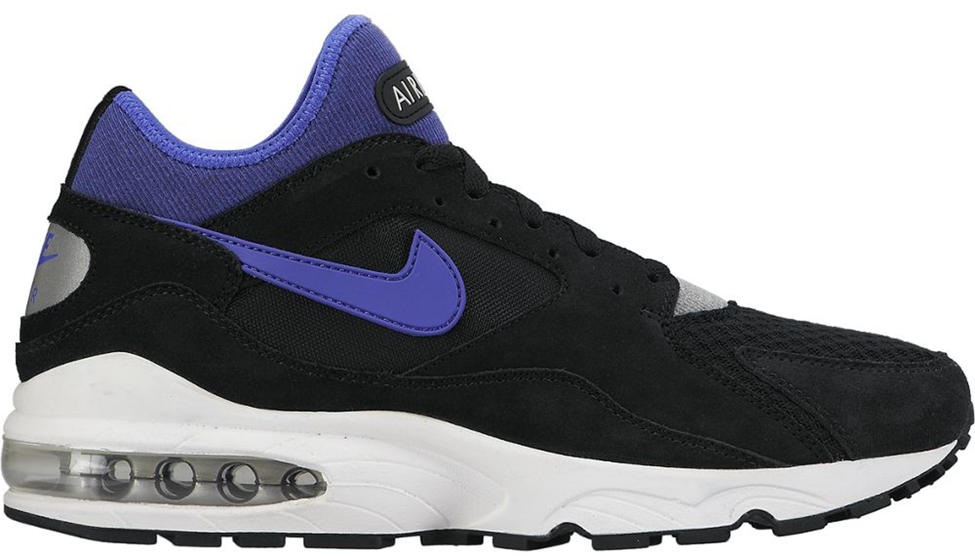 Nike Air Max 93 Black Persian Violet