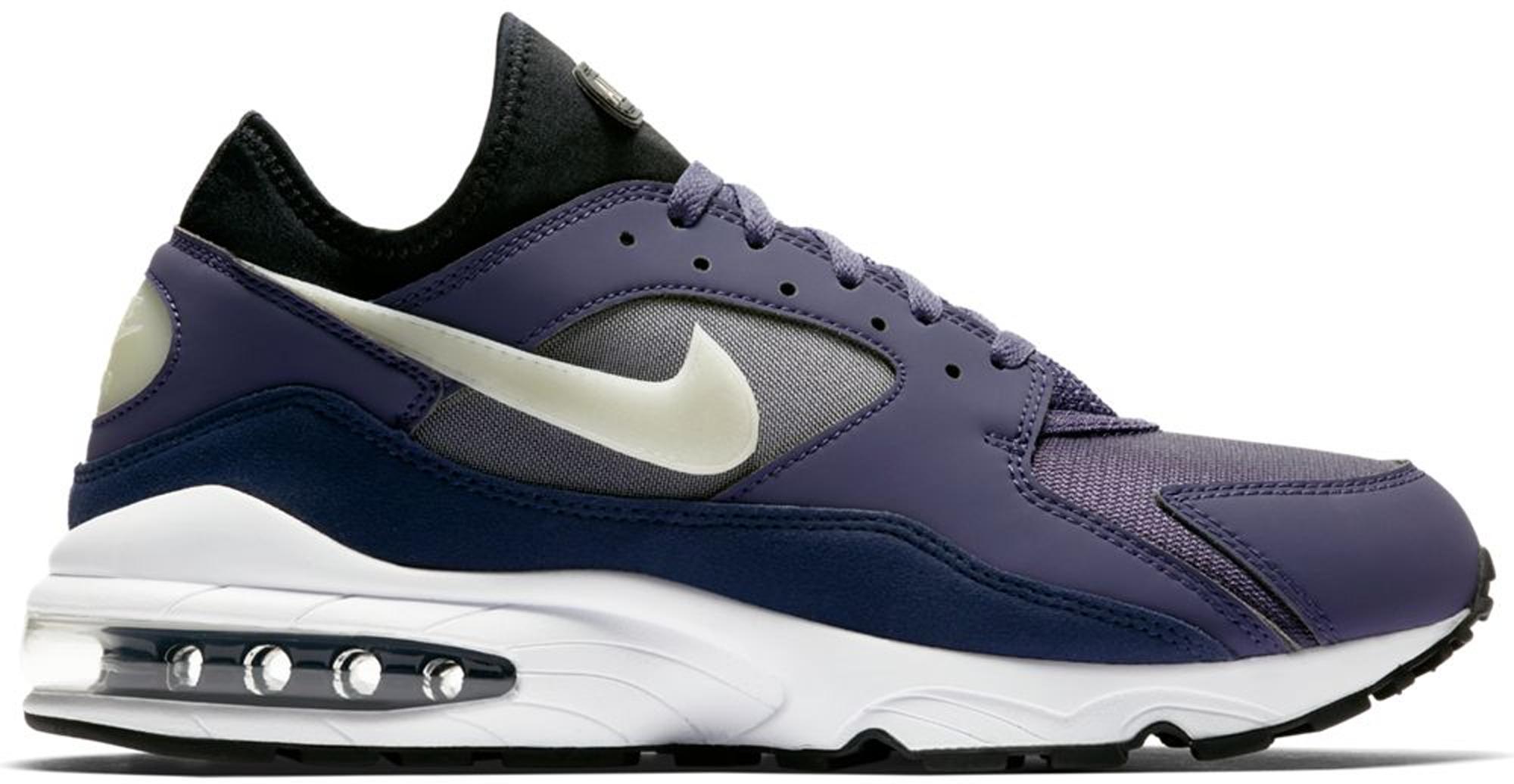 Nike Air Max 93 Purple Patch - 306551-500