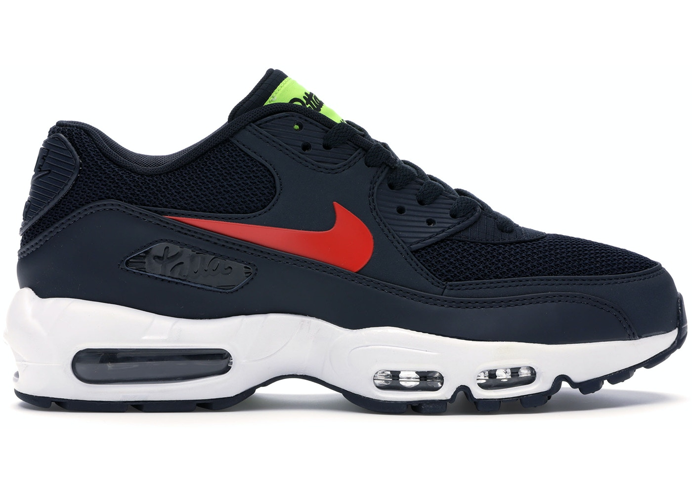 preview of new concept exquisite style Air Max 95/90 Patta Publicity. Publicity. Wohooooow! (Obsidian)