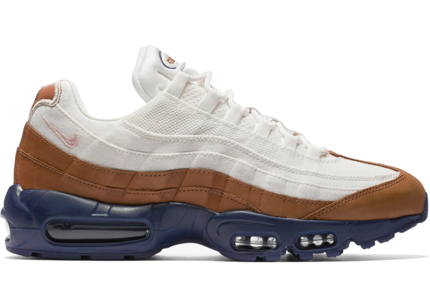 94be64517383 Air Max 95 Ale Brown - 538416-200