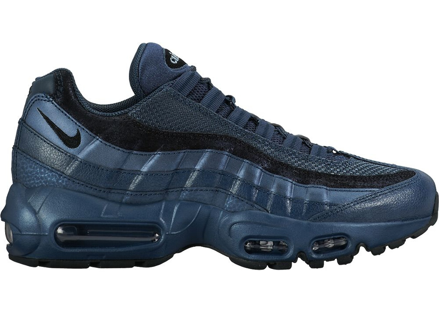 the best attitude 4c81d c6eab Air Max 95 Armory Navy (W)