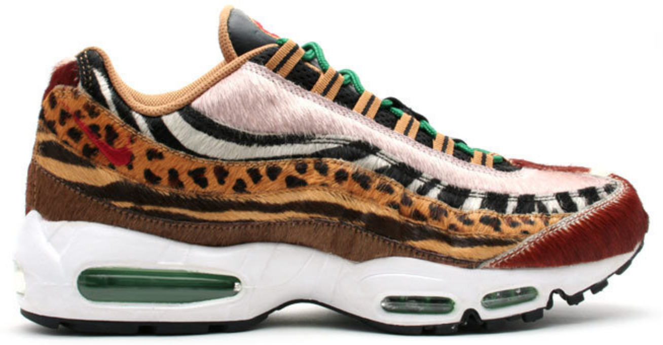 nike air max 95 supreme animal pack