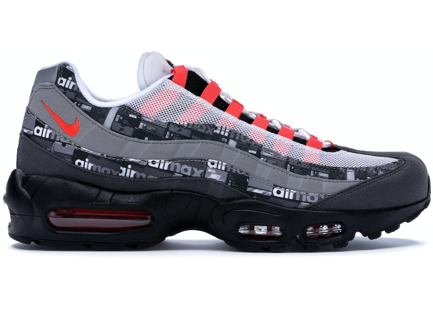 detailing de19f ebb6b Buy Nike Air Max 95 Shoes   Deadstock Sneakers