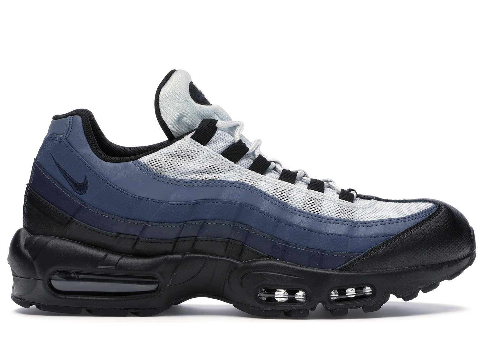 Air Max 95 Black Navy Obsidian