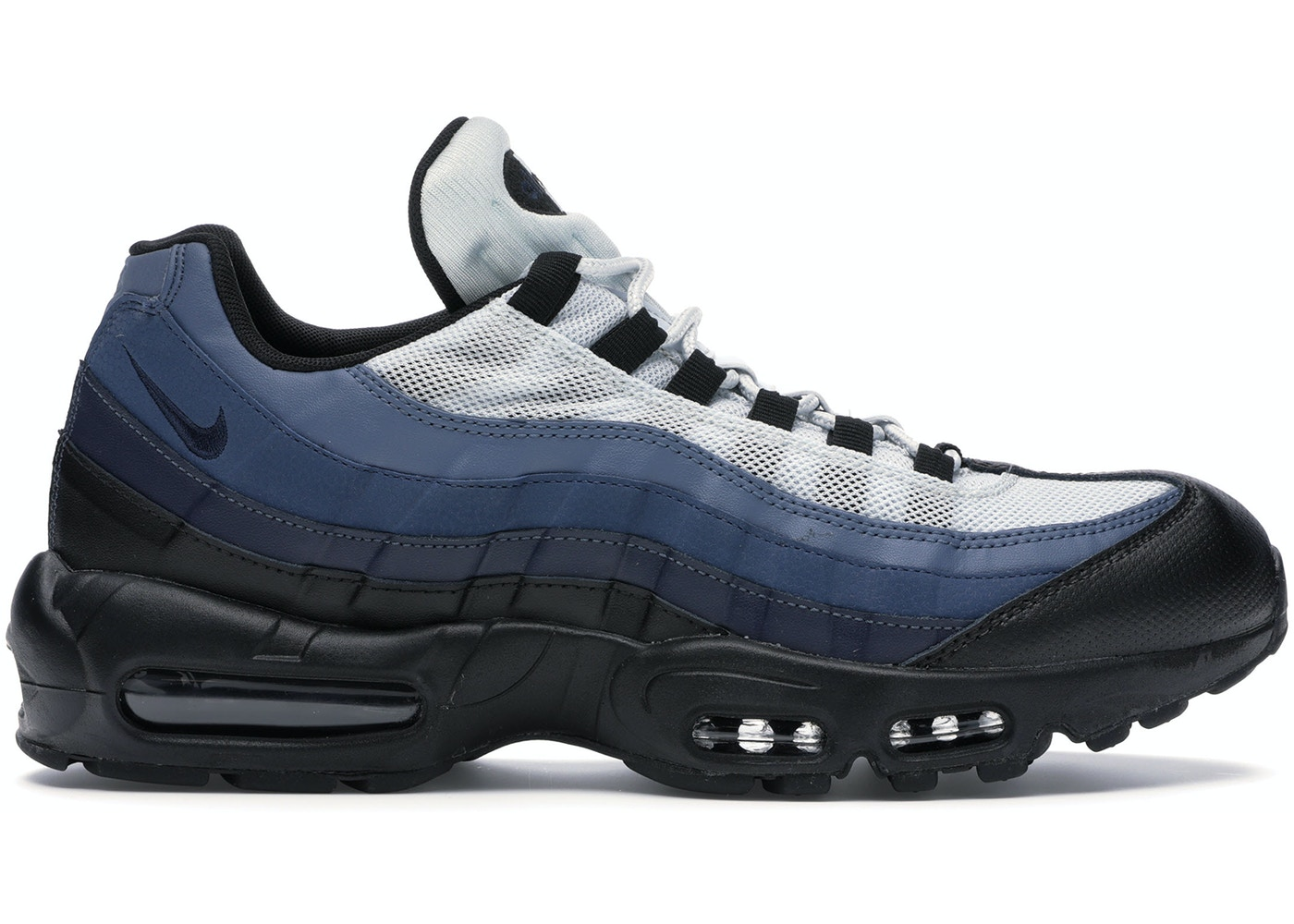Nike Air Max 95 Black Navy Obsidian 749766 028