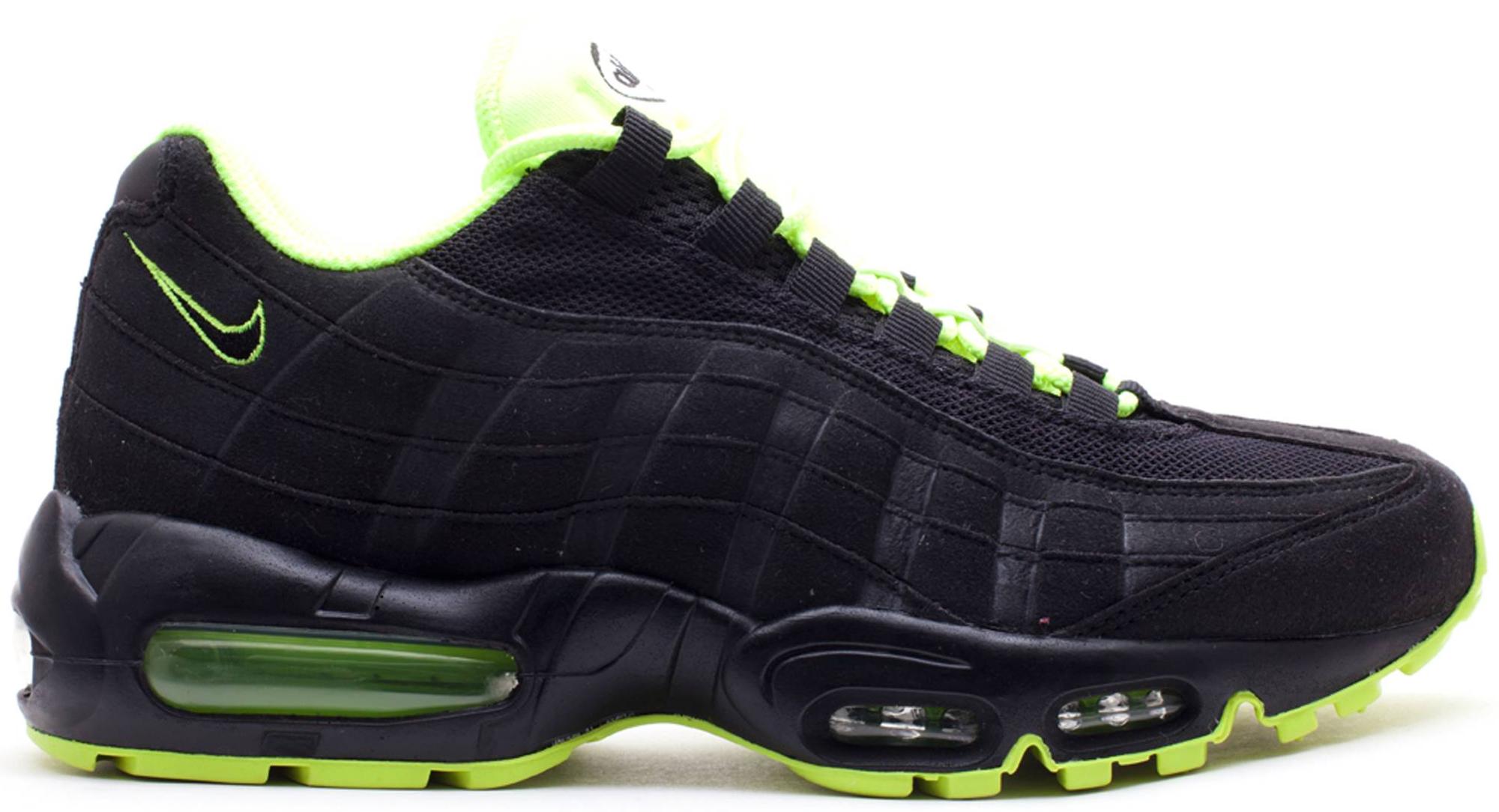 Nike Air Max 95 Black Volt (2012