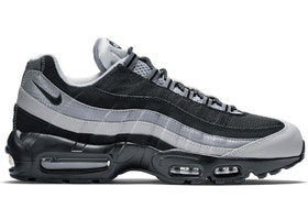 sale retailer 59c8e 3ad6b Air Max 95 Black Wolf Grey Cool Grey